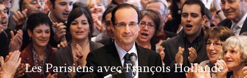 Les Parisiens avec François Hollande