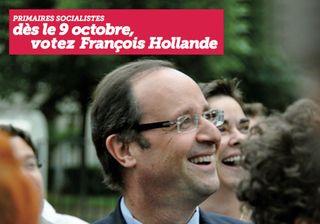 Votez François Hollande