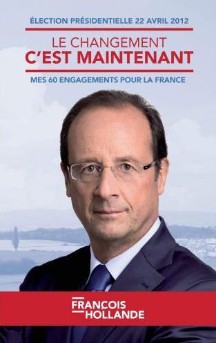 Projet de François Hollande